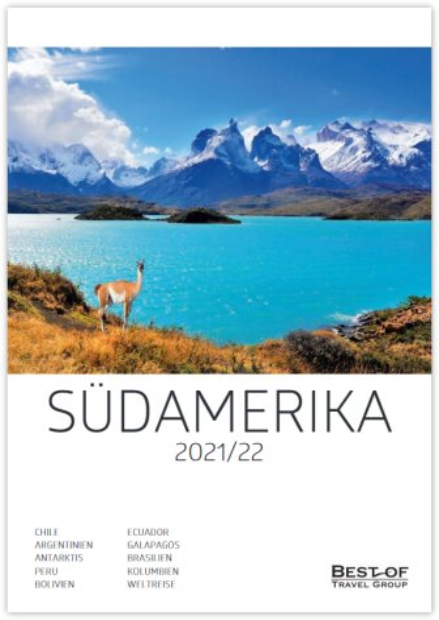 Best of Travel Group  Südamerika -  Katalog 2017/18