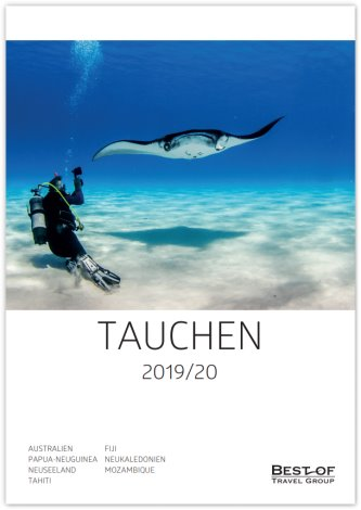 Best of Travel Group Tauchen Katalog 2018/19
