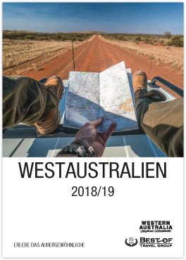 Best of Travel Group Westaustralien Katalog 2018/19
