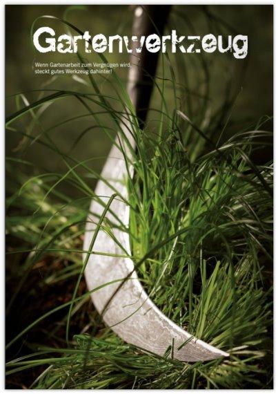 Gartenwerkzeuge Katalog