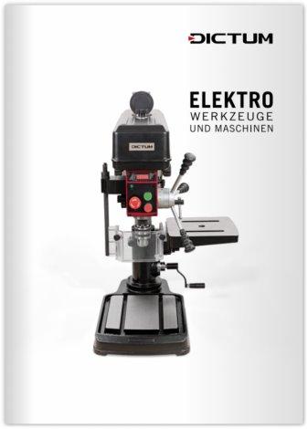 Elektrowerkzeuge & Maschinen Katalog
