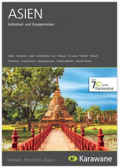 Karawane Reisen - Asien 2018