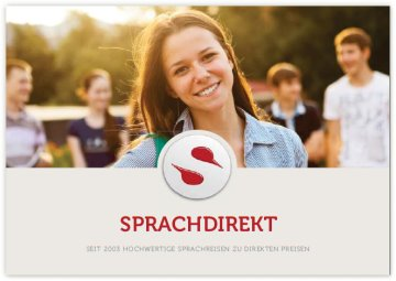 Sprachdirekt - Sprachreisenkatalog