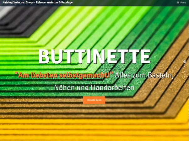 Buttinette - Alles zum Basteln, Nähen und Handarbeiten