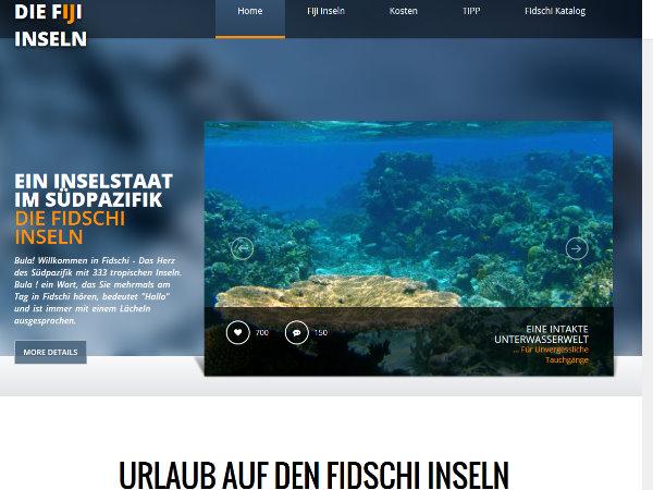 Fidschi Katalog & Angebote