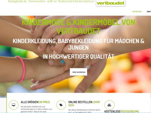 Vertbaudet Kindermode & Kindermöbel